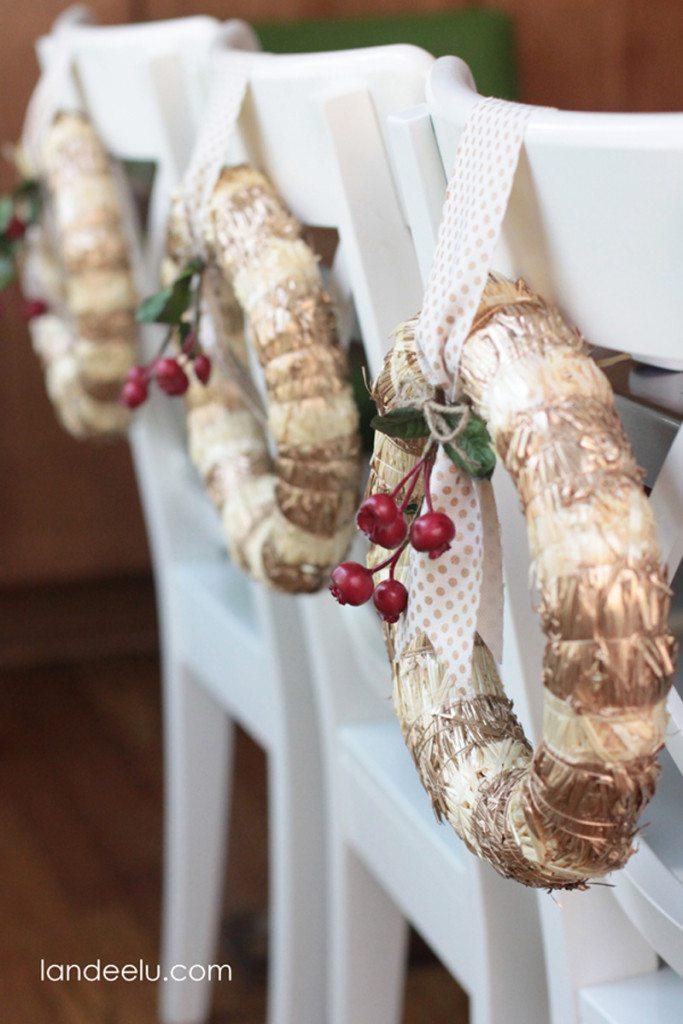 Christmas-Chairback-Wreaths