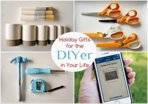 Holiday Gift Guide for DIYers