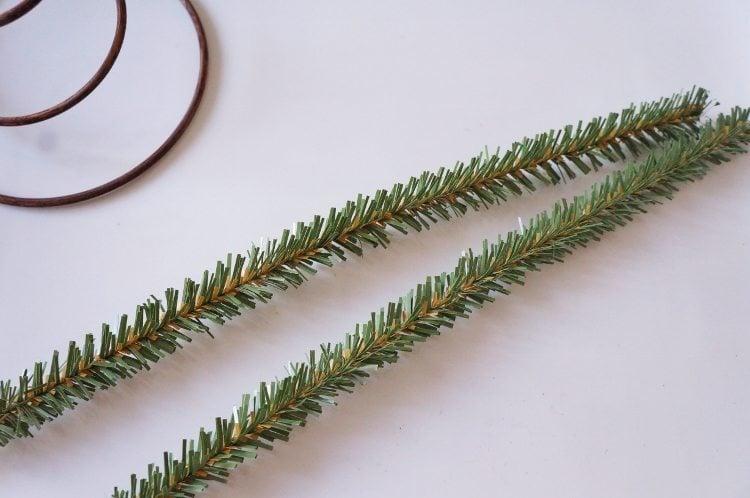 Mini Tree Garland