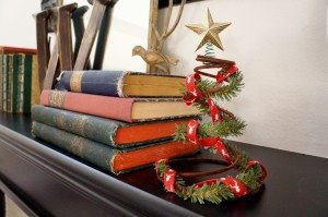 Upcycled Bed Spring Christmas Tree