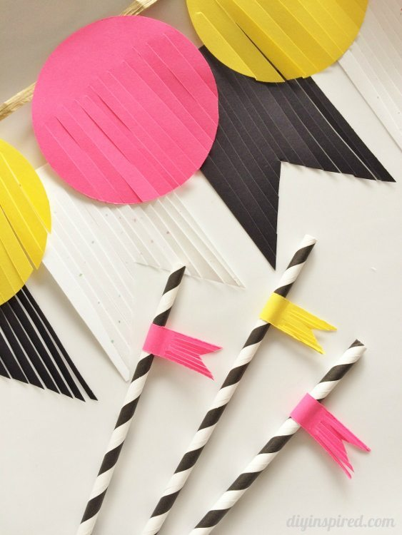 DIY New Years Party Decorations DIYInspired