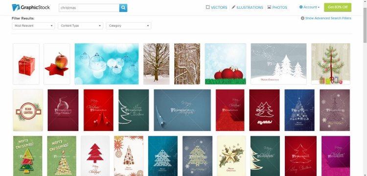 Graphic Stock Screen Shots (1)