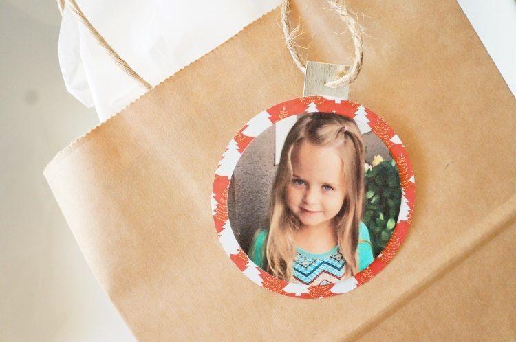 Photo Christmas Gift Tags (6)
