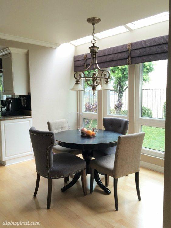 DIY Inspired Kitchen Tour Kitchen Table