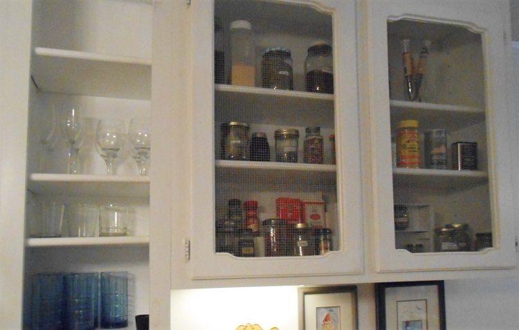 Delicieux DIY Kitchen Cabinet Makeover