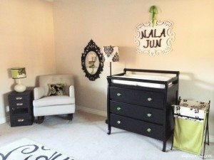 DIY Nursery Art -DIY Inspired