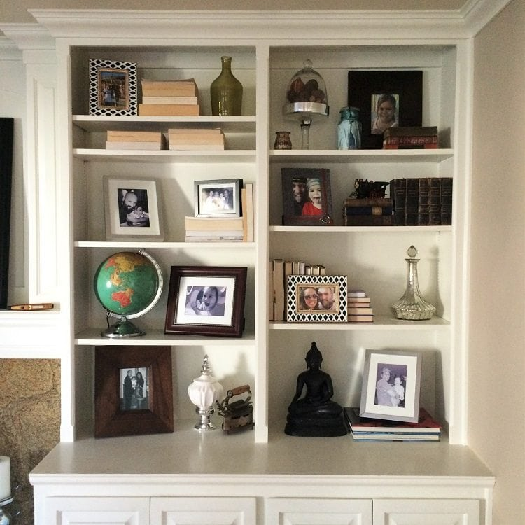 How to Decorate a Bookeshelf