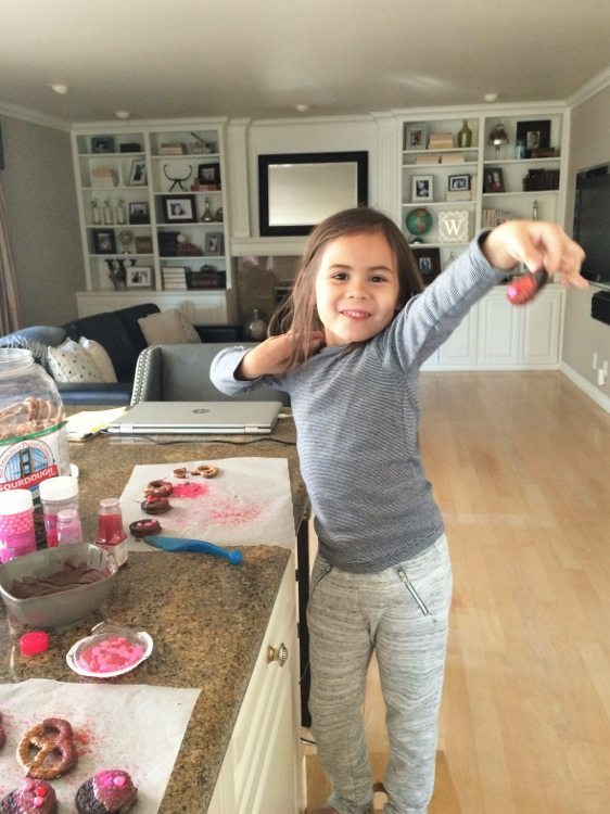Quick and Easy Valentine Treats to Make with Your Kids