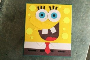 Spongebob Squarepants Gift Wrapping
