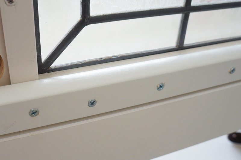Repurposed Changing Table DIY (4)