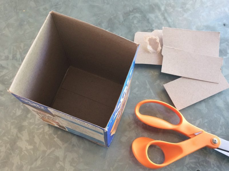 Upcycled Food Box Gift Wrapping (3)