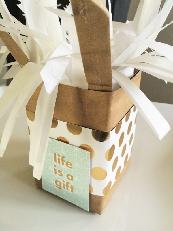 Upcycled Food Box Gift Wrapping (5)
