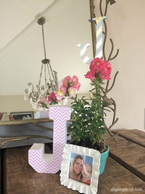 Flower Centerpieces for 40th Birthday Party
