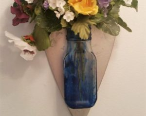 Repurposed Trowel to Decor