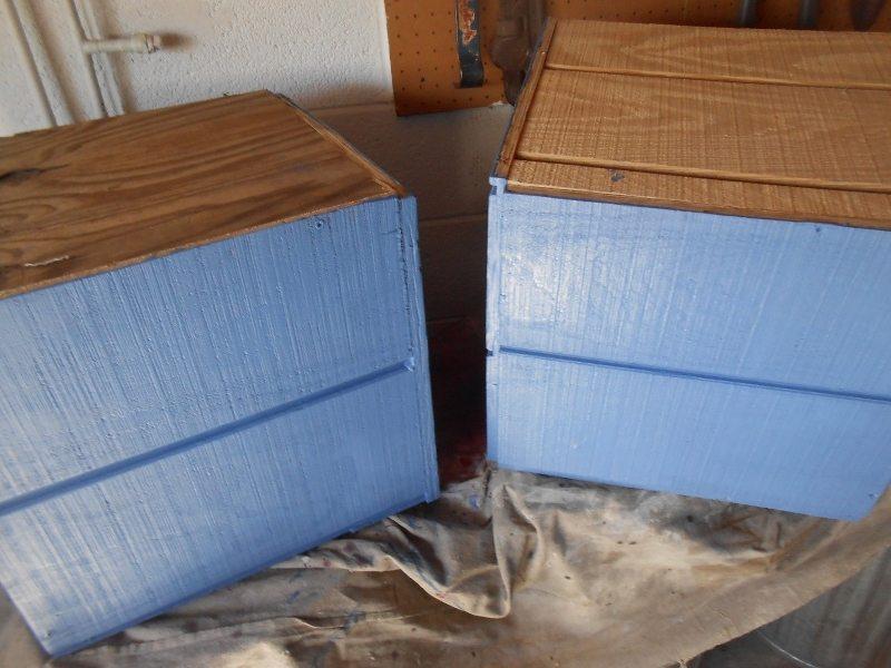 Trah to Treasure Pallet Bench