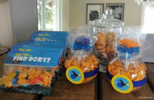 Easy DIY Finding Dory Party Ideas