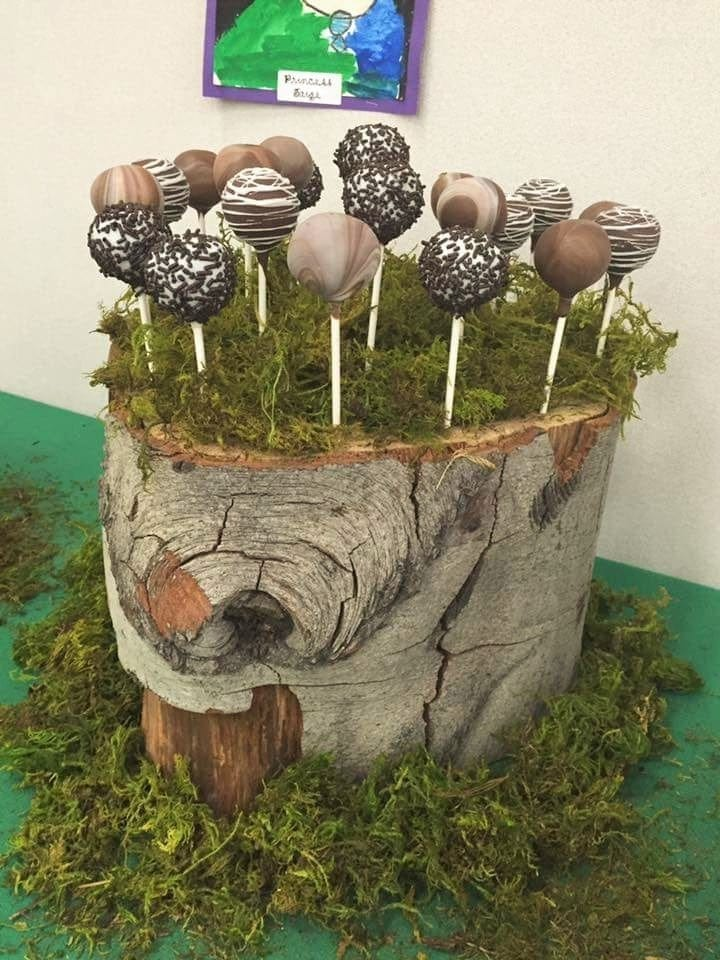Fairytale Ball - Chocolate Cake Pops