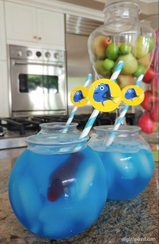 Finding Dory Party Drinks