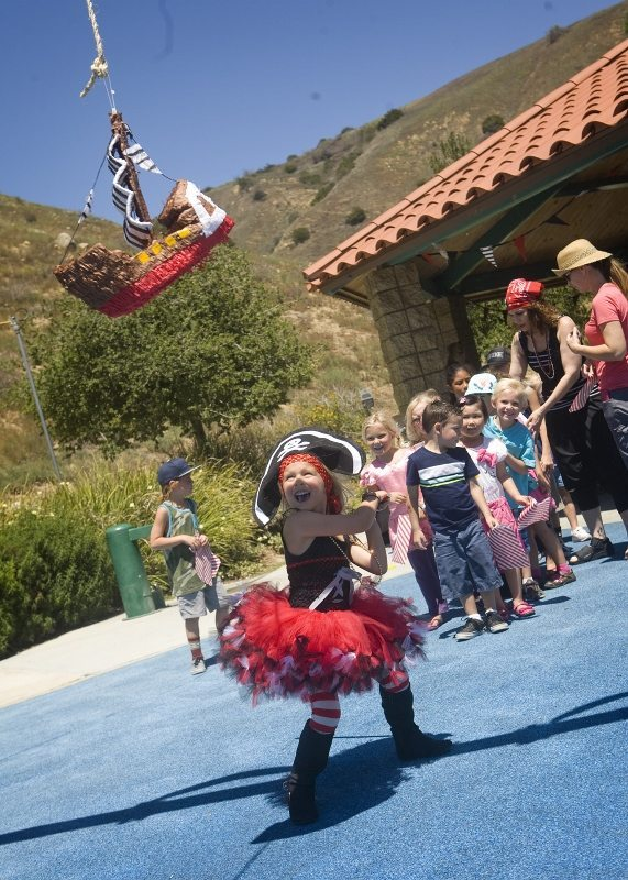 Pirate Party Game Ideas - Pinata Ship