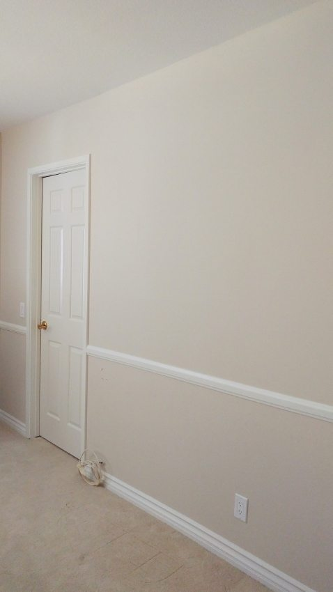 How to Paint Stripes on a Wall Before