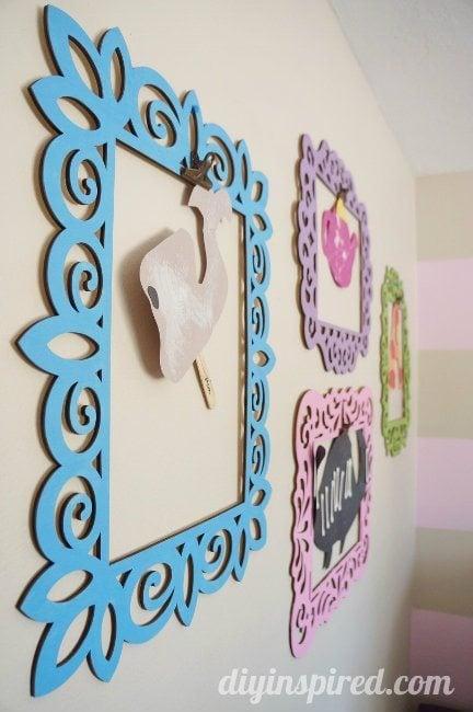 Interchangeable Frames for Kids Artwork