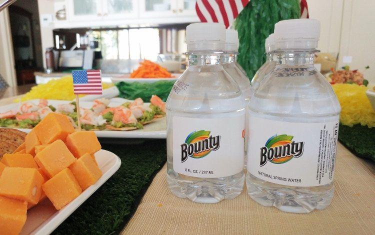 Bounty Water Bottles