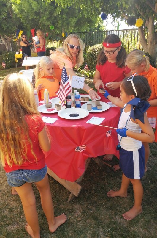 Olympic Flag Kids Craft (3)