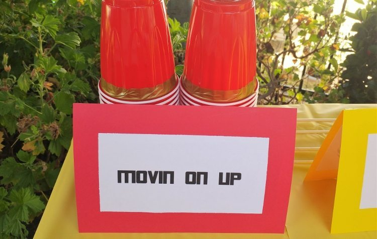 Party Games for Adults - Movin On Up