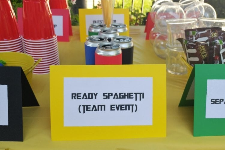 Party Games for Adults - Ready Spaghetti