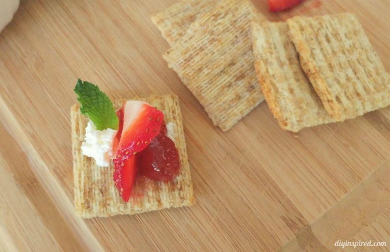TRICUIT appetizer recipe