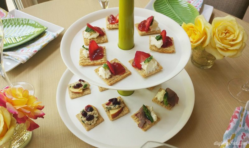 Tips for Hosting a Get Together - Finger Foods