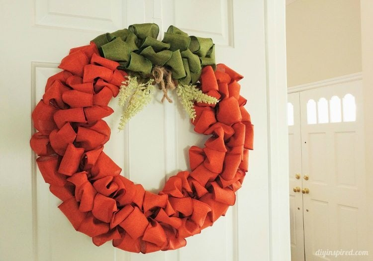 Wired Ribbon Wreath Instructions Written Wire Center