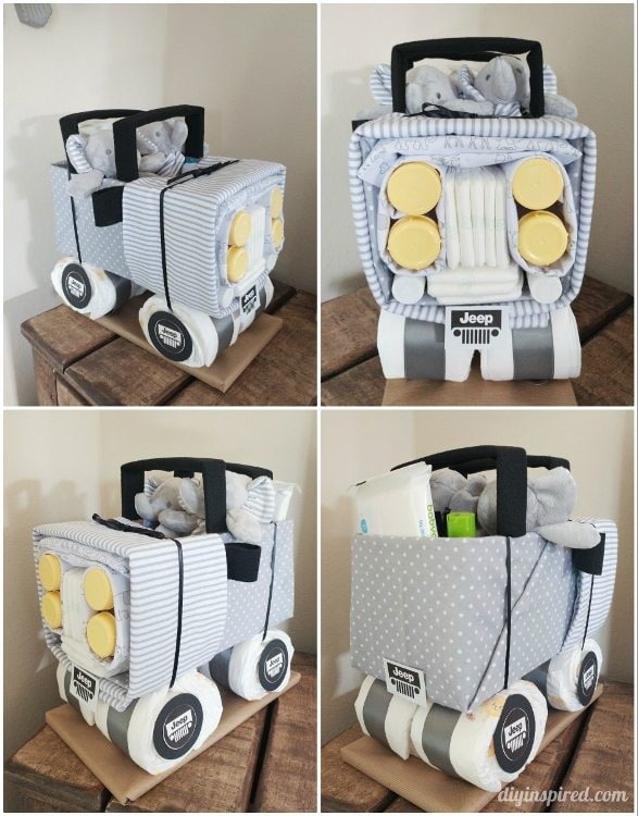 diaper-jeep-cake-diy-inspired