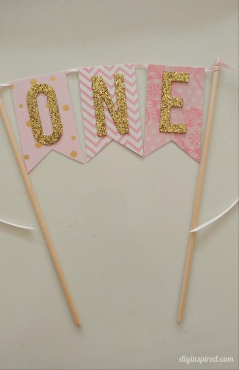 first-birthday-cake-topper-diy-inspired