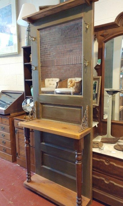 Clever repurposed furniture ideas diy inspired for Door furniture