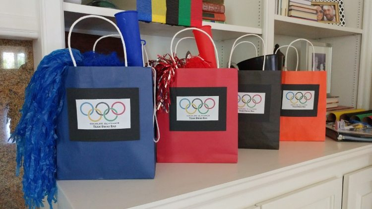 Summer Olympics Party - Team Gear