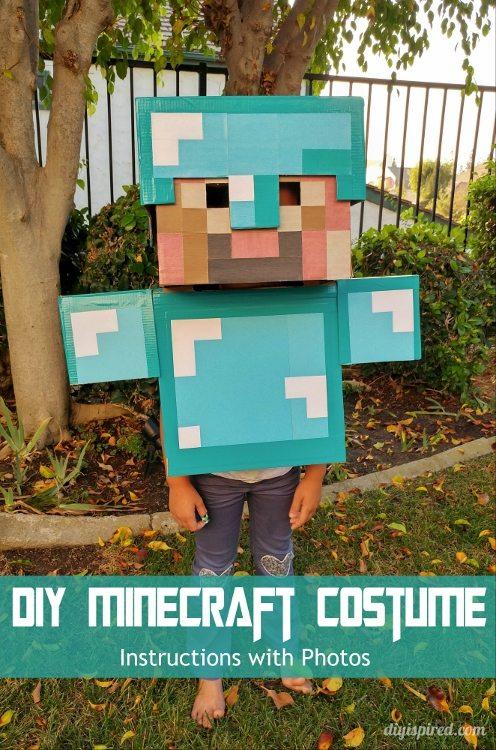 Diy minecraft costume instructions diy inspired diy minecraft costume instructions diy inspired solutioingenieria Images