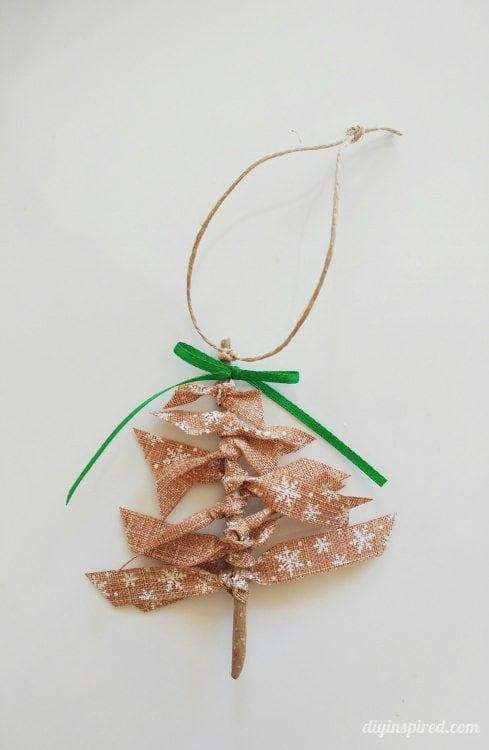 diy ornaments ribbon diy ribbon tree ornaments diy inspired