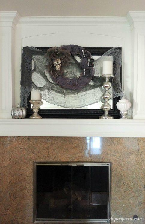 Elegant Gothic Halloween Decorations Diy Inspired