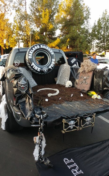 Trunk Or Treat Decorating Ideas Diy Inspired