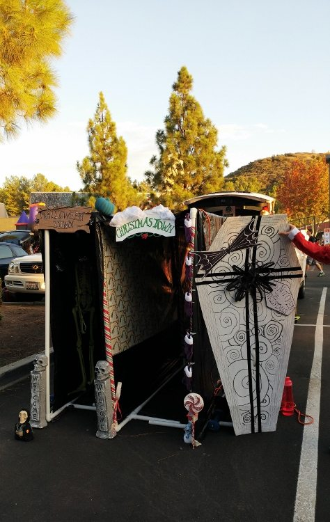 Trunk or Treat Decorating Ideas - DIY Inspired