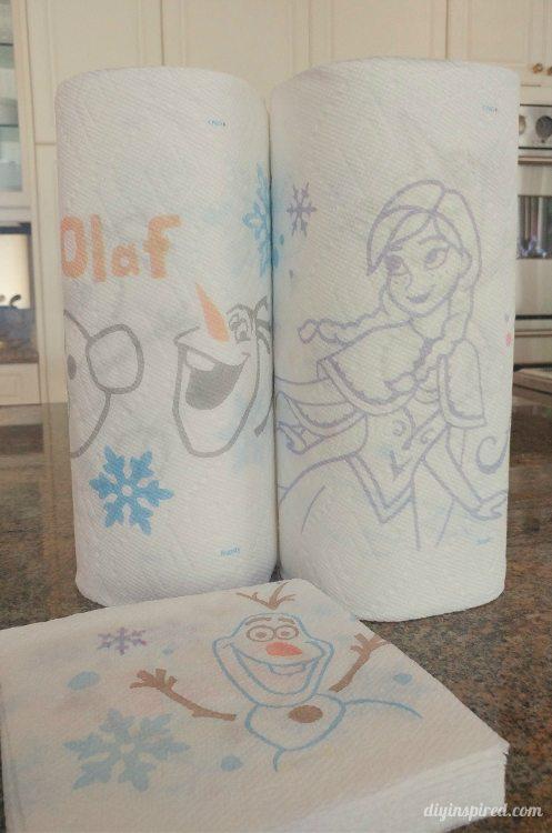 bounty-prints-featuring-disney-frozen