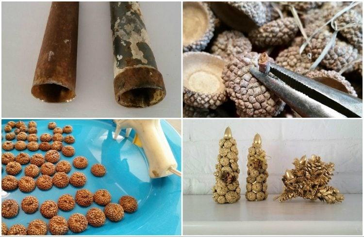 trash-to-treasure-christmas-tree-from-acorns