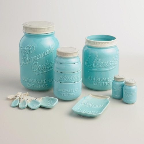 blue-mason-jar-kitchen-set