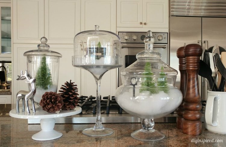 Christmas Home Decor Ideas christmas home décor ideas - diy inspired