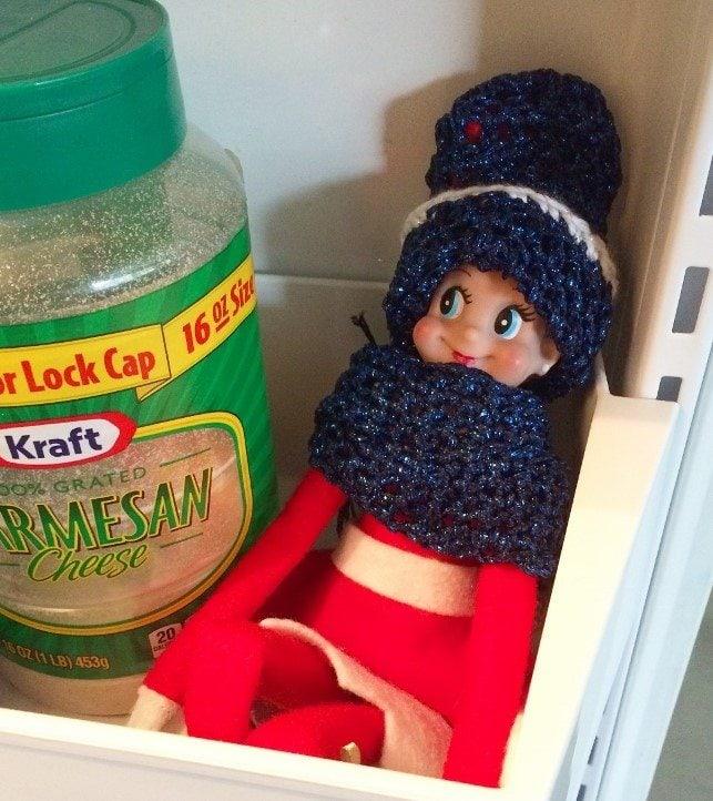 elf-on-the-shelf-ideas-in-fridge
