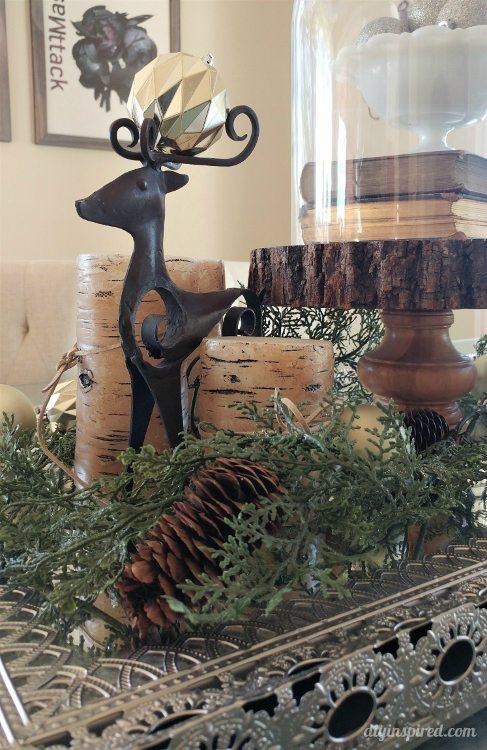 Christmas Home Dcor Ideas DIY Inspired