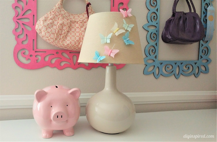 Upcycled thrift store lamp shade diy inspired upcycled thrift store lamp shade aloadofball Gallery
