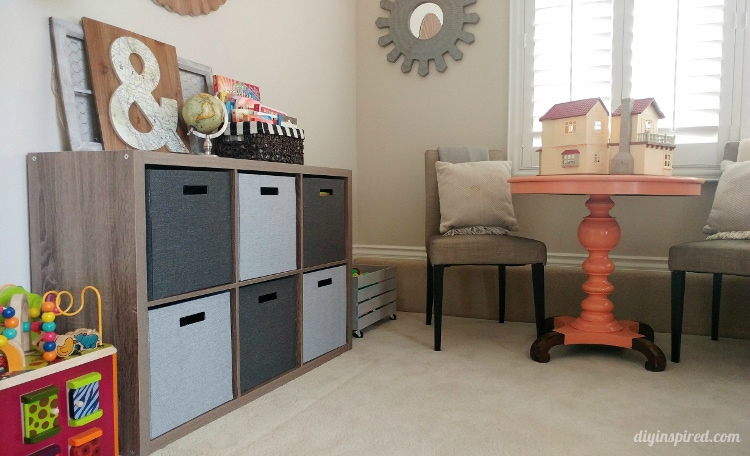 how to create a play area in the living room diy inspired