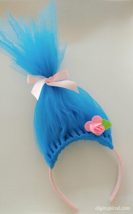 DIY Troll Hair Headbands - DIY Inspired 92d5f81898e